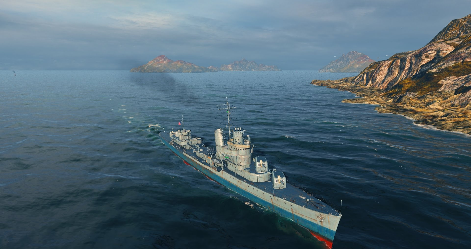 world of warships  beta gameplay pre