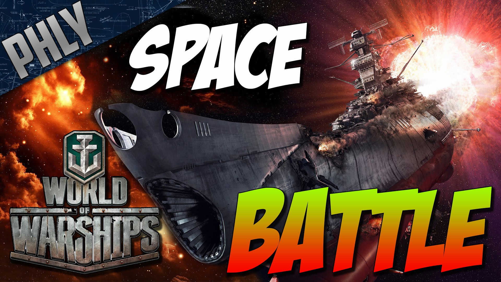 how to play world of warships space