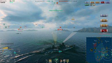 manual torpedo drop world of warships