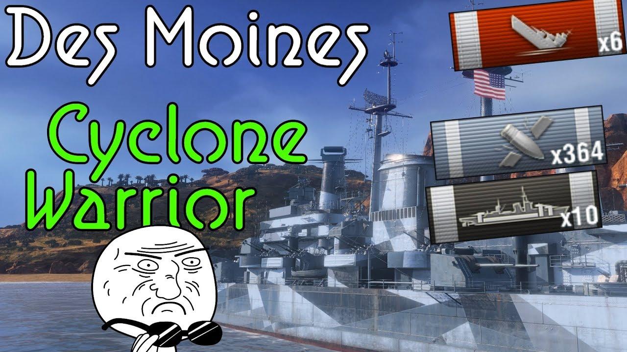 Des-Moines-AP-on-Battleships-308K-DMG-Wo