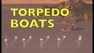 WOWS - How To Play A Torpedo Boat | World of Warships