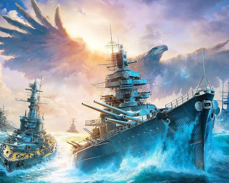 WORLD-OF-WARSHIPS-LEGENDS-Walkthrough-Gameplay-Part-1-INTRO