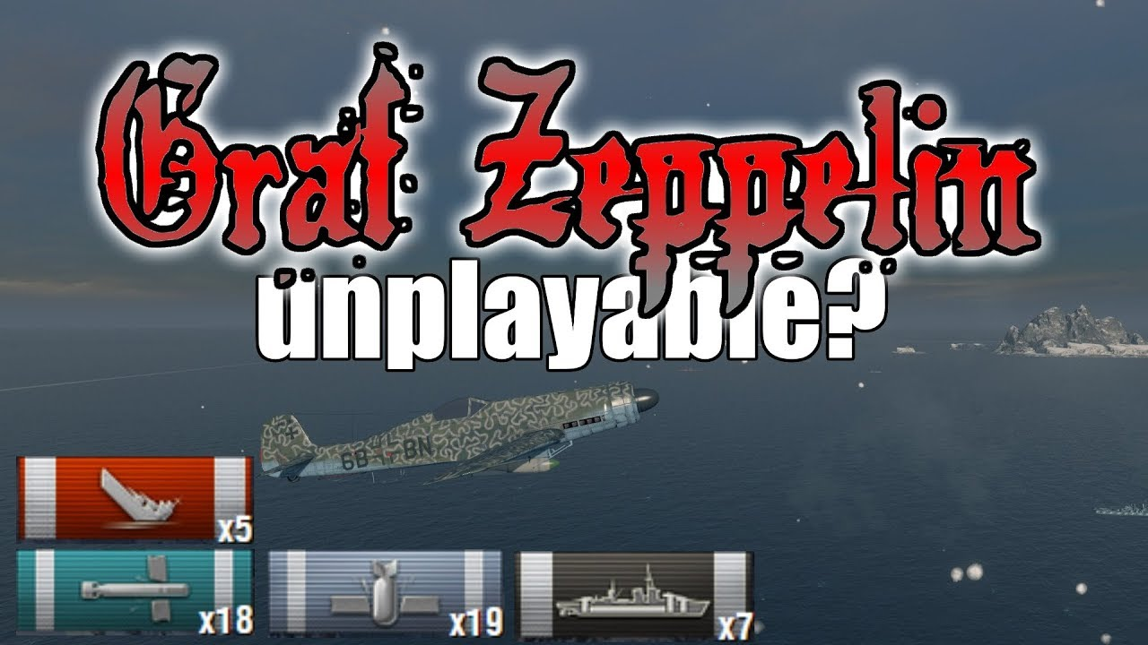 cvs unplayable now  hold my zeppelin xd