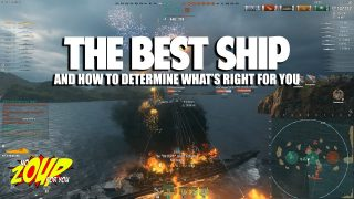 World of Warships Best Ship in the Game