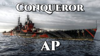 World Of Warships Conqueror Ap